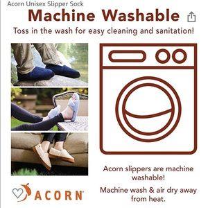 Acorn Shoes - NEW Acorn unisex slipper sock camping backpacking